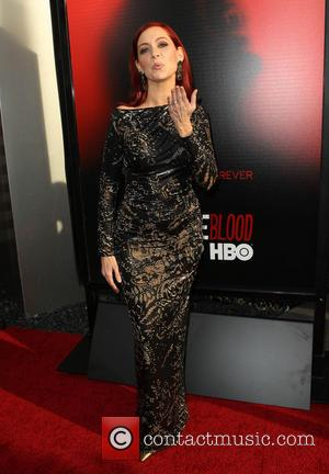 Carrie Preston - Premiere of HBO's 'True Blood' at ArcLight Cinemas Cinerama Dome in Hollywood - Los Angeles, California, United...