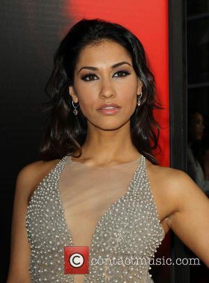 Janina Gavankar - Premiere of HBO's 'True Blood' at ArcLight Cinemas Cinerama Dome in Hollywood - Los Angeles, California, United...