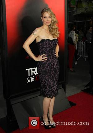 Kristin Bauer van Straten - Premiere of HBO's 'True Blood' at ArcLight Cinemas Cinerama Dome in Hollywood - Los Angeles,...