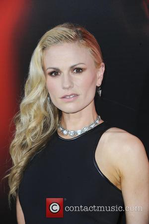 Anna Paquin - Premiere of HBO's 'True Blood'