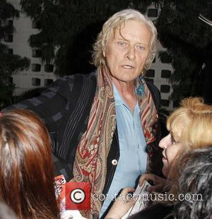 Rutger Hauer - Premiere of HBO's 'True Blood' at ArcLight Cinemas Cinerama Dome in Hollywood - Outside Arrivals - Los...