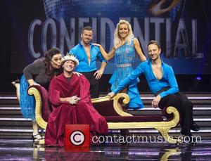 Craig Revel Horwood, Lisa Riley, Artem Chigvintsev, Natalie Lowe and Ian Waite