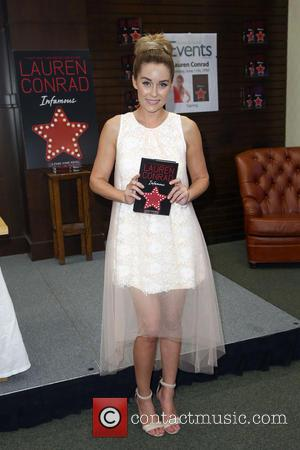 Lauren Conrad - Lauren Conrad at her booksigning for 'Infamous' at Barnes & Noble at The Grove at Farmers Market...
