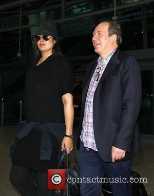 Hans Zimmer - The cast of the new Superman film 'Man of Steel' arrive at Heathrow airport ahead of the...