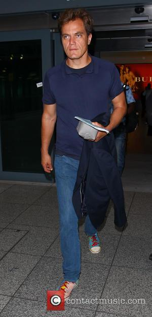 Michael Shannon - The cast of the new Superman film 'Man of Steel' arrive at Heathrow airport ahead of the...