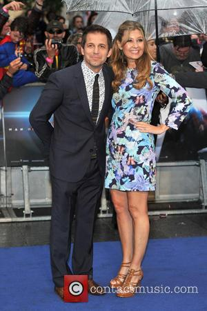 Director Zack Snyder and Deborah Snyder - 'Man of Steel' European Premiere held at the Empire Leicester Square - Arrivals...