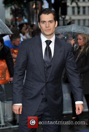 Henry Cavill - 'Man of Steel' European Premiere held at the Empire Leicester Square - Arrivals. - London, United Kingdom...