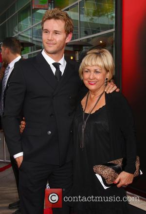 Ryan Kwanten and Mom
