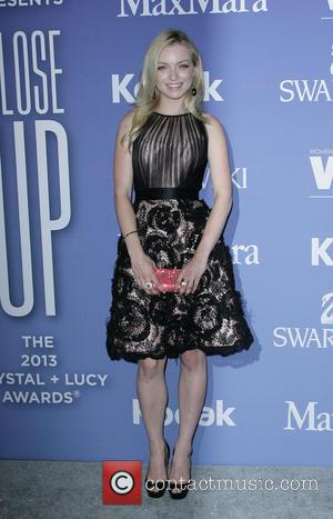 Francesca Eastwood - 2013 Crystal + Lucy Awards held at The Beverly Hilton Hotel - Los Angeles, CA, United States...