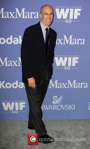 Jeffrey Katzenberg - Women In Film's 2013 Crystal + Lucy Awards at The Beverly Hilton Hotel - Los Angeles, California,...