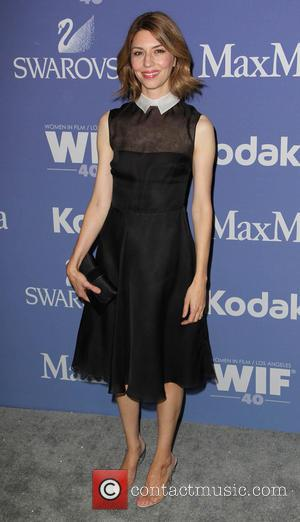 Sofia Coppola - 2013 Crystal Lucy Awards