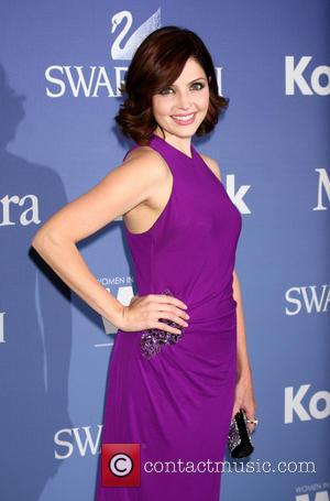 Jen Lilley - 2013 Crystal + Lucy Awards held at The Beverly Hilton Hotel - Los Angeles, CA, United States...