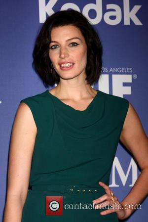 Jessica Pare - 2013 Crystal + Lucy Awards held at The Beverly Hilton Hotel - Los Angeles, CA, United States...