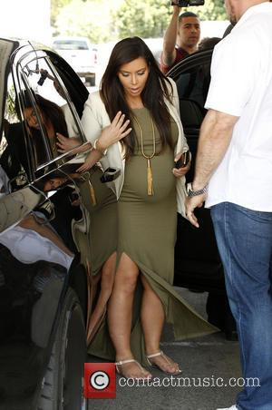 Kim Kardashian, Sherman Oaks