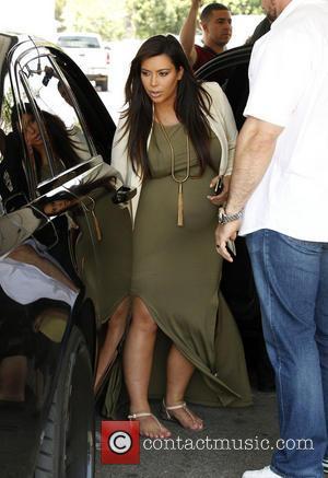 Kim Kardashian. Beverly Hills