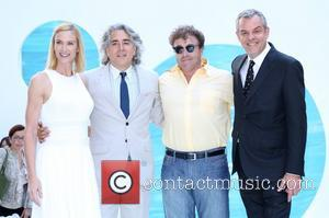 Kelly Lynch, Mitch Glazer, Michael Rispoli and Danny Huston