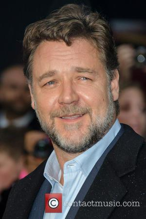 Russell Crowe - 'Man of Steel' European Premiere held at the Empire Leicester Square - Arrivals - London, United Kingdom...