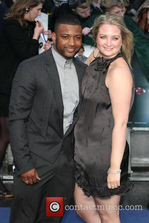 JB Gill and Chloe Tangney - 'Man of Steel' European Premiere held at the Empire Leicester Square - Arrivals -...