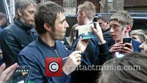 Liam Gallagher's Beady Eye Open Glastonbury Festival With Morning Set