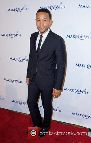 John Legend - Make-A-Wish Metro celebrate 'An Evening of Wishes' New York's 30th Anniversary Gala at Cipriani Wall Street -...