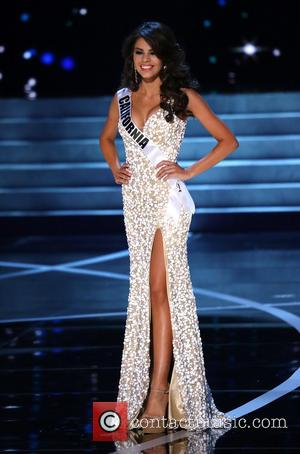 Miss California and Mabelynn Capeluj