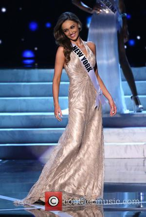 Miss New York and Joana Nosuchinsky