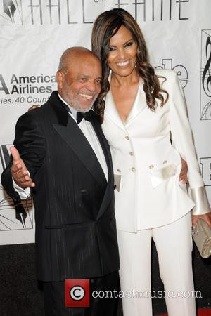 Berry Gordy - 44th Annual Songwriters Hall of Fame- Arrivals - New York City, NY, United States - Thursday 13th...