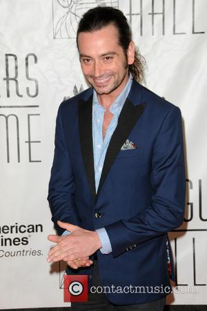 Constantine Maroulis - 44th Annual Songwriters Hall of Fame- Arrivals - New York City, NY, United States - Thursday 13th...