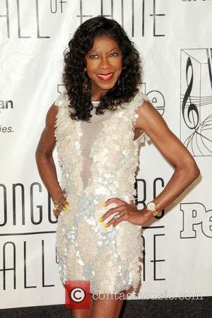 Natalie Cole - 44th Annual Songwriters Hall of Fame- Arrivals - New York City, NY, United States - Thursday 13th...