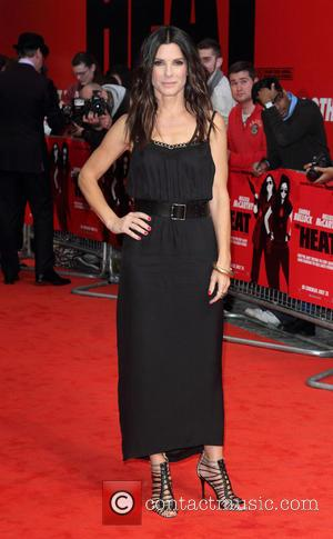 Sandra Bullock - U.K. film premiere of The Heat