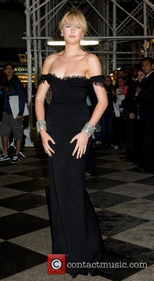 Ireland Baldwin - 4th Annual amfAR Inspiration Gala New York at The Plaza Hotel - New York City, NY, United...
