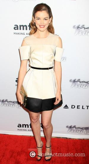 Nora Zehetner - 4th Annual amfAR Inspiration Gala New York at The Plaza Hotel - New York, NY, United States...