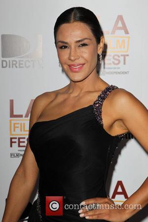 Carla Ortiz - 2013 Los Angeles Film Festival -