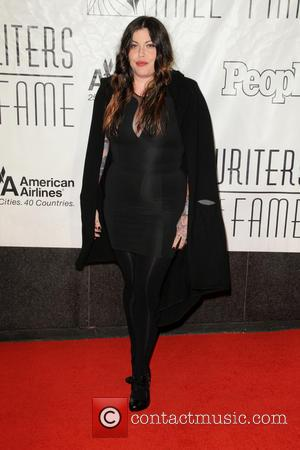 Mia Tyler - 44th Annual Songwriters Hall of Fame - Red Carpet Arrivals - New York City, NY, United States...