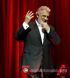 Placido Domingo - Placido Domingo performing in concert at Ziggo Dome - Amsterdam, The Netherlands - Thursday 13th June 2013