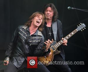 Europe and Joey Tempest