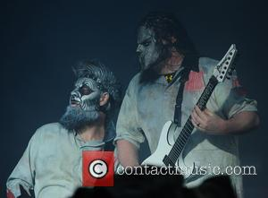 Slipknot - Download Festival 2013 - Performances - Day - Leicestershire, England, United Kingdom - Friday 14th June 2013
