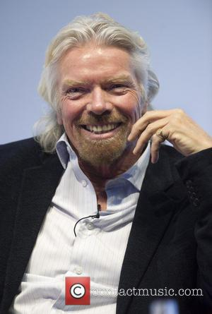 Sir Richard Branson - Pre-G8 Innovation Conference held at The Crystal, Royal Victoria Docks.