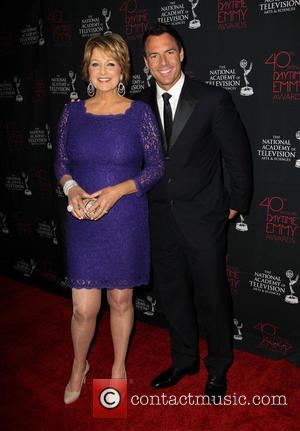 Cristina Ferrare and Mark Steines - 40th Annual Daytime Entertainment Creative Arts Emmy Awards at the Westin Bonaventure - Los...
