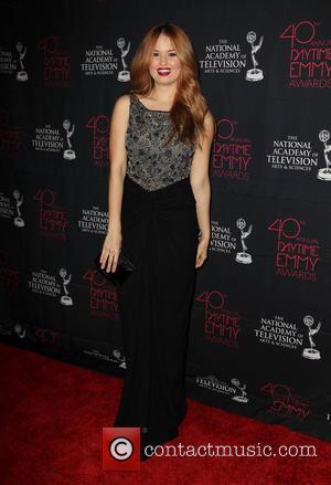 Debby Ryan - 40th Annual Daytime Entertainment Creative Arts Emmy Awards at the Westin Bonaventure - Los Angeles, California, United...