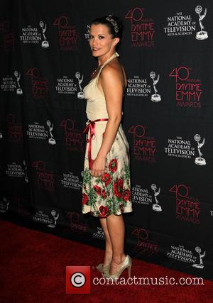 Melissa Claire Egan - 40th Annual Daytime Entertainment Creative Arts Emmy Awards at the Westin Bonaventure - Los Angeles, California,...