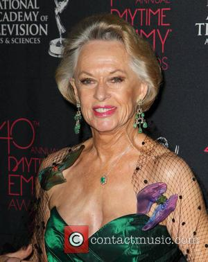 Tippi Hedren - 40th Annual Daytime Entertainment Creative Arts Emmy Awards at the Westin Bonaventure - Los Angeles, California, United...