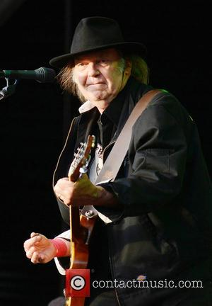 Neil Young To Play London Shows With The National. Permission To Drool.