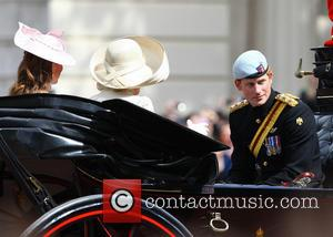 Catherine, Duchess Of Cambridge, Kate Middleton, Camilla, The Duchess Of Cornwall and Prince Harry