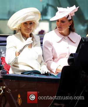 Catherine, Duchess Of Cambridge, Kate Middleton, Camilla and The Duchess Of Cornwall