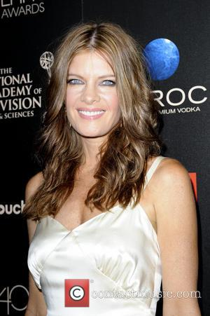 Michelle Stafford - The 40th Annual Daytime Emmy Awards held at The Beverly Hilton Hotel - Arrivals - Los Angeles,...
