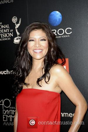 Julie Chen - The 40th Annual Daytime Emmy Awards held at The Beverly Hilton Hotel - Arrivals - Los Angeles,...