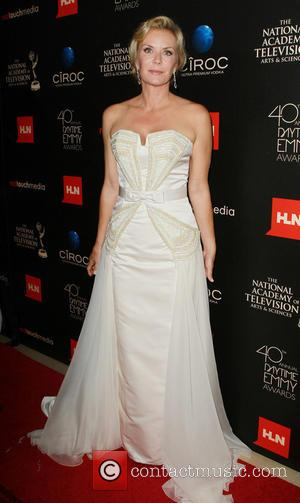 Katherine Kelly Lang - The 40th Annual Daytime Emmy Awards sponsored by CIROC Vodka held at The Beverly Hilton Hotel...