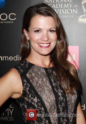 Melissa Claire Egan - The 40th Annual Daytime Emmy Awards sponsored by CIROC Vodka held at The Beverly Hilton Hotel...