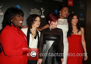 Sharon Osbourne, Sara Gilbert, Aisha Tyler, Sheryl Underwood and Julie Chen